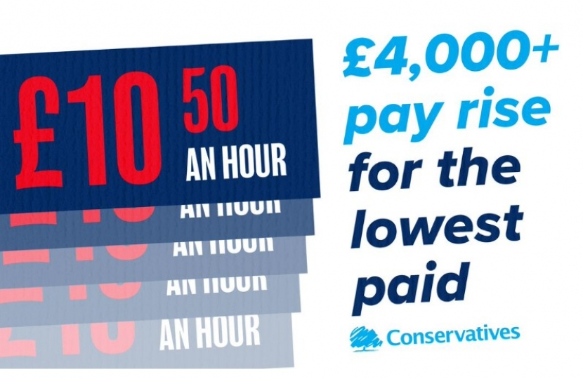 living wage graphic