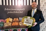David backs British Farming