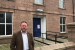 Embedded thumbnail for David Duguid rounds off Summer Surgery Tour in Peterhead