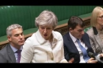 Embedded thumbnail for Prime Minister confirms that EU vessels lose access to UK waters in event of Backstop